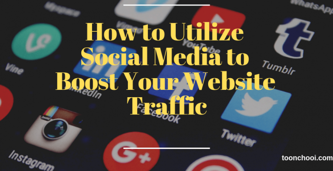 How to generate traffic with socila media